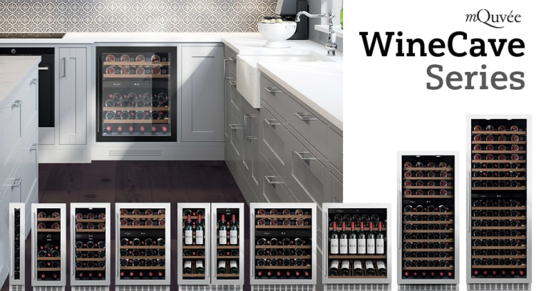 Einbau-Weinkühlschränke - Unsere leisesten Einheiten!