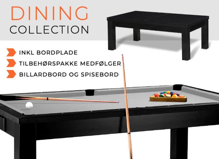 Billardbord/Spisebord Basic Line