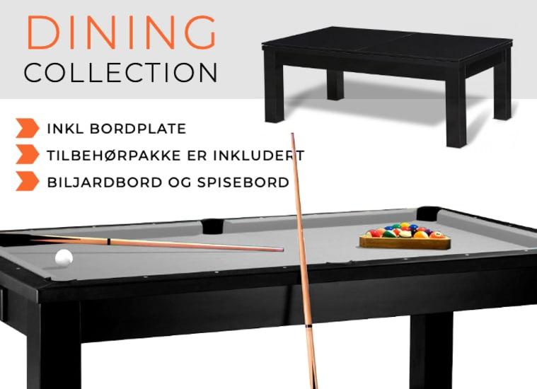 Biljardbord/Spisebord Basic Line