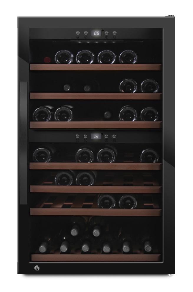 mQuvée - svart fristående vinkyl - WineExpert 66