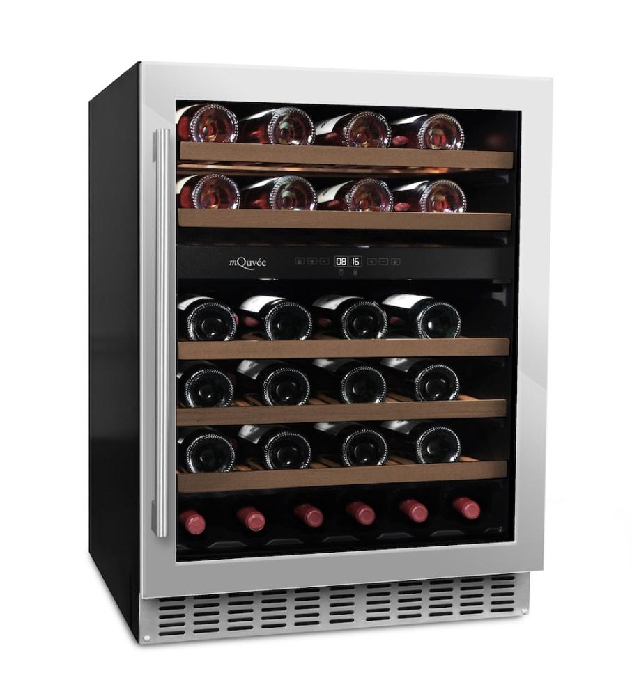 Inbyggbar vinkyl från mQuvee i skandinavisk stil