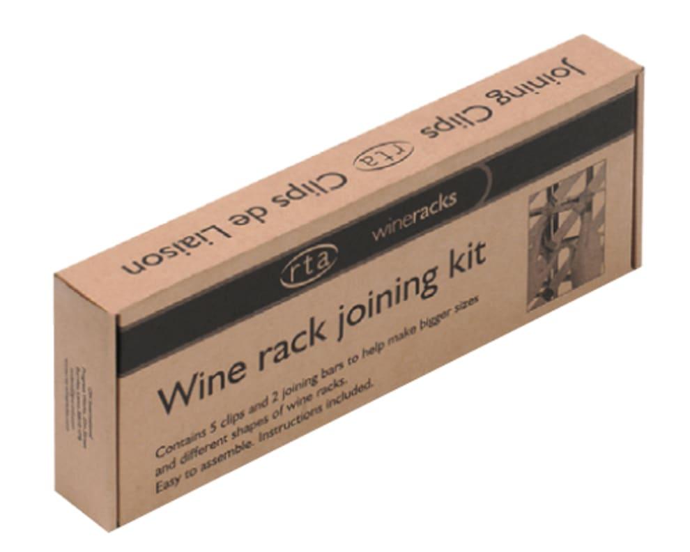 BoxinBags patenterede sammenkoblingsclips, 5-pack