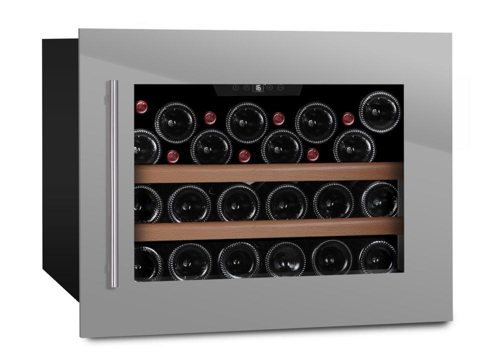mQuvée - integrerbar vinkyl med plats för 28 flaskor