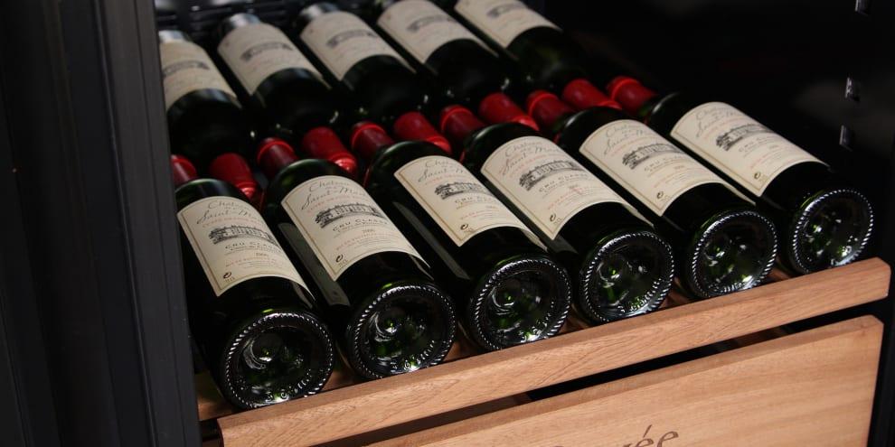 Hylly ''Storage'' mQuvée - WineStore 600