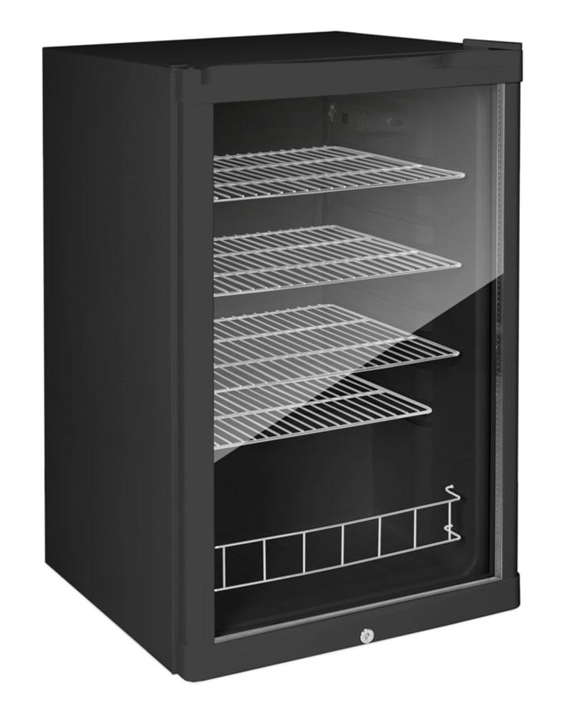 Frittstående ølskap - Polar Collection 115 l svart