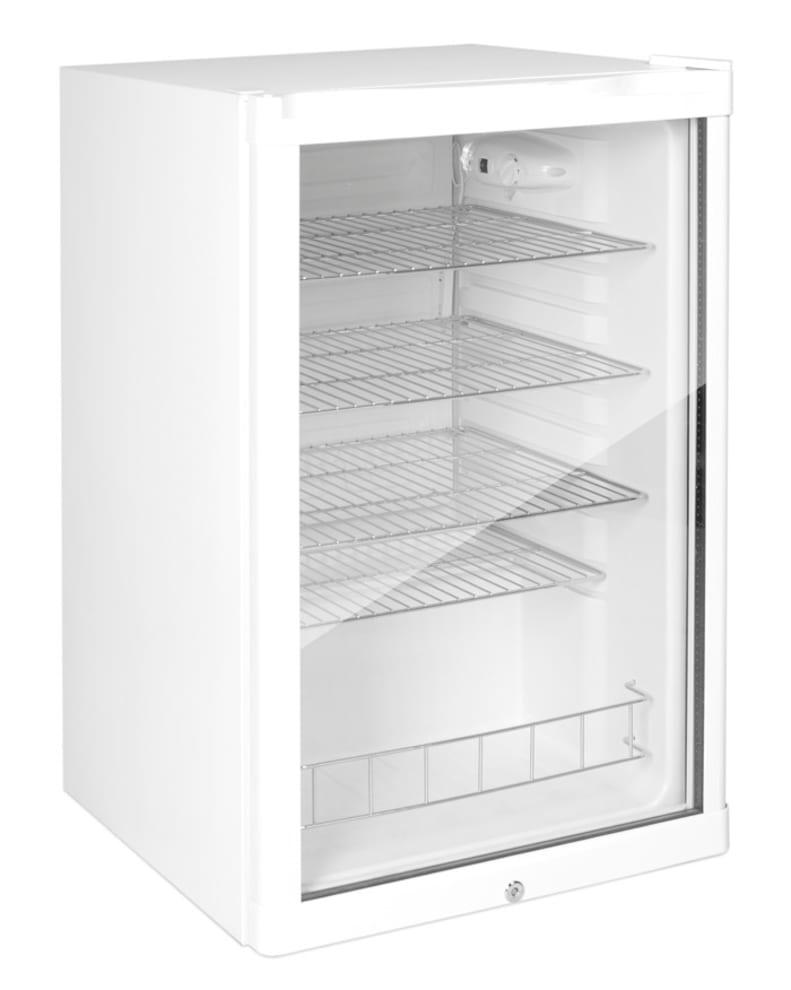 Fritstående Ølkøleskab - Polar Collection 115 L, Hvidt