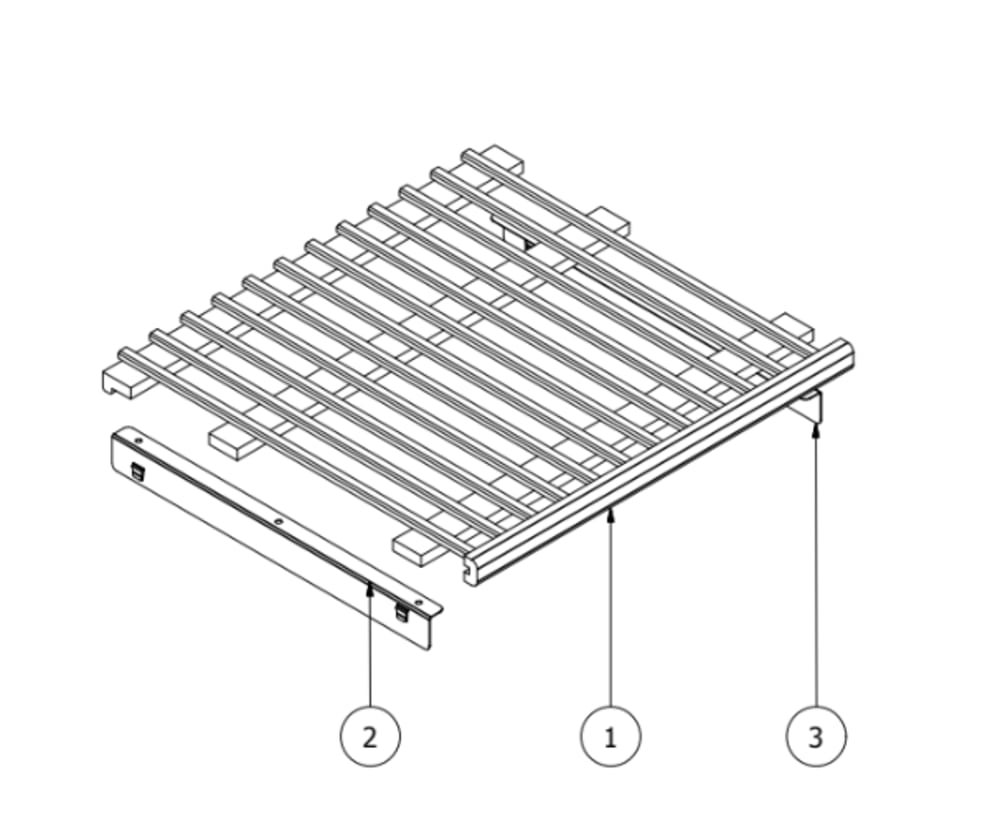 Regalfach ''Storage'' mQuvée - GrandCru 600
