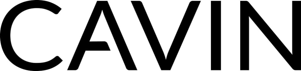 Cavin Innbyggbart vinskap - Scandinavian Collection 800 Black