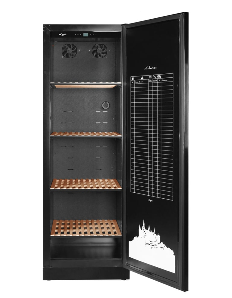 mQuvée Wine cabinet - WineGuardian 170 Solid