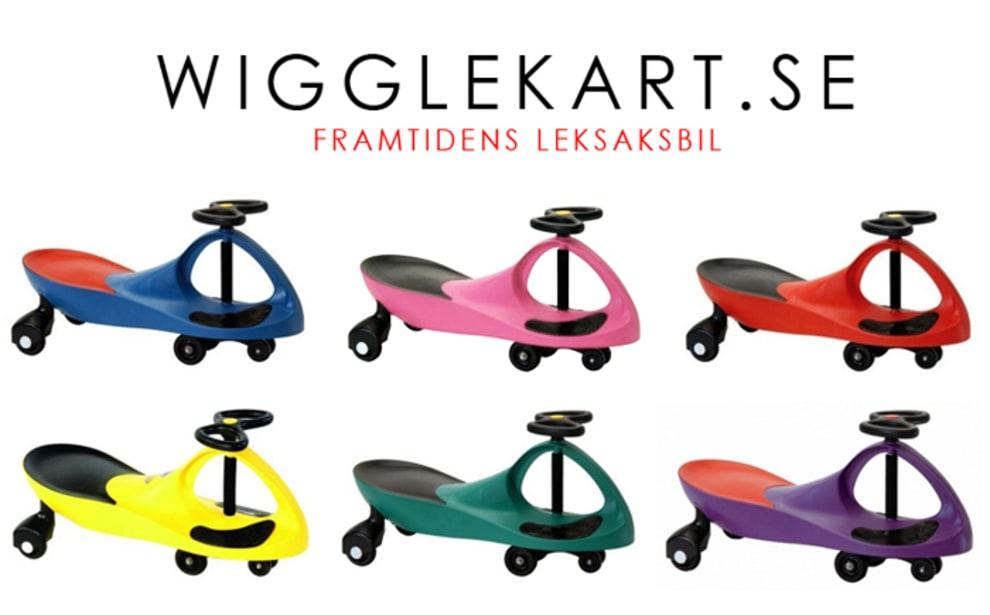 WiggleKart Deluxe 3-pack