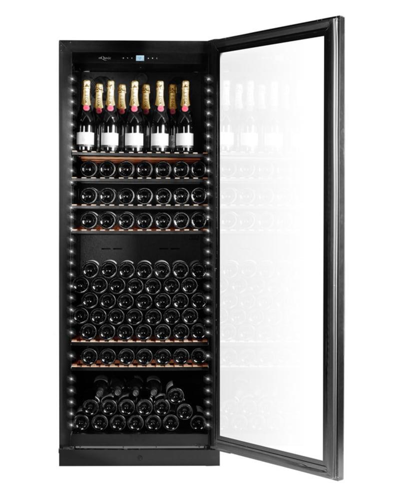 mQuvée Vinopbevaringsskab - WineGuardian 220 Glass