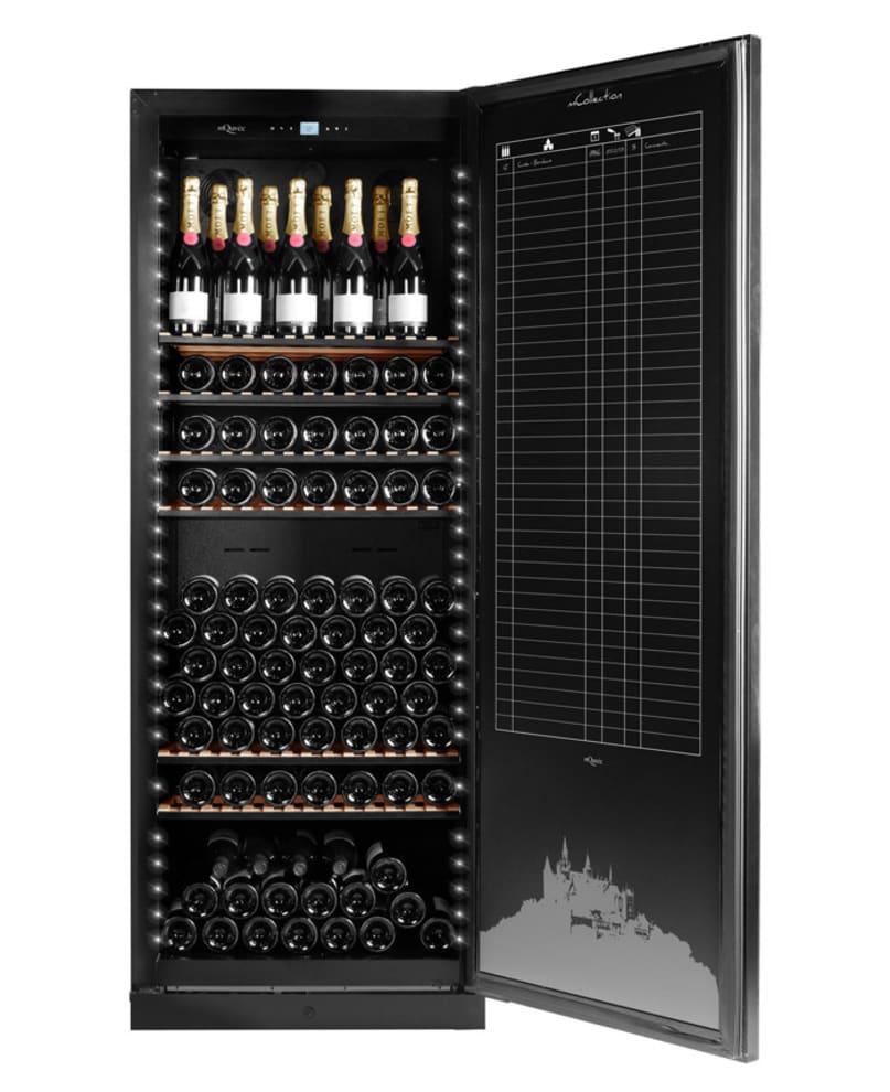 mQuvée Vinopbevaringsskab - WineGuardian 220 Solid