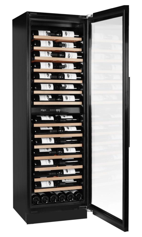 Einbau-Weinkühlschrank - WineCave 187 Anthracite Black Label-view