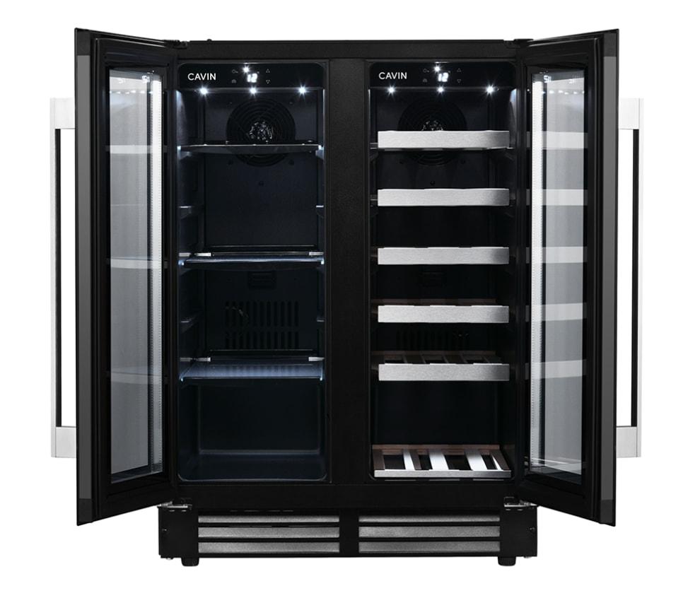 Cavin Sisäänrakennettava viinikaappi - Scandinavian Collection 60