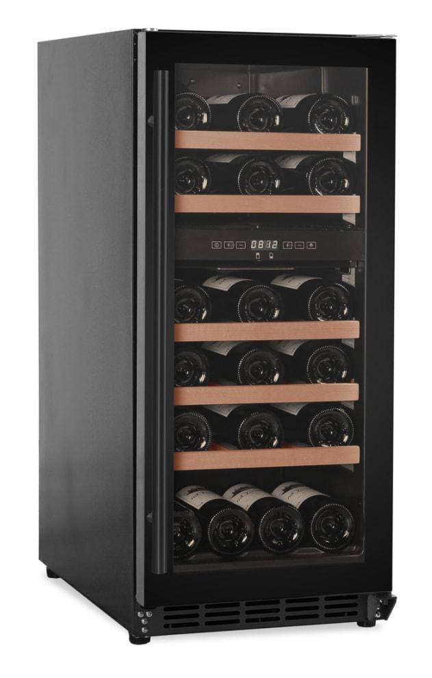 Cavin Built-in wine cooler - Scandinavian Collection 800 Black