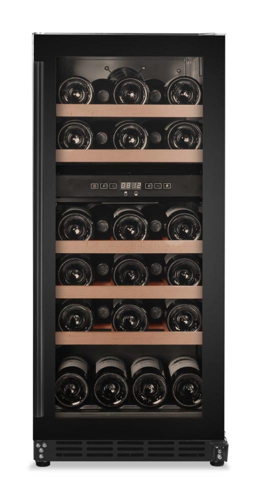 Cavin vinkøleskab til indbygning - Scandinavian Collection 800 Black