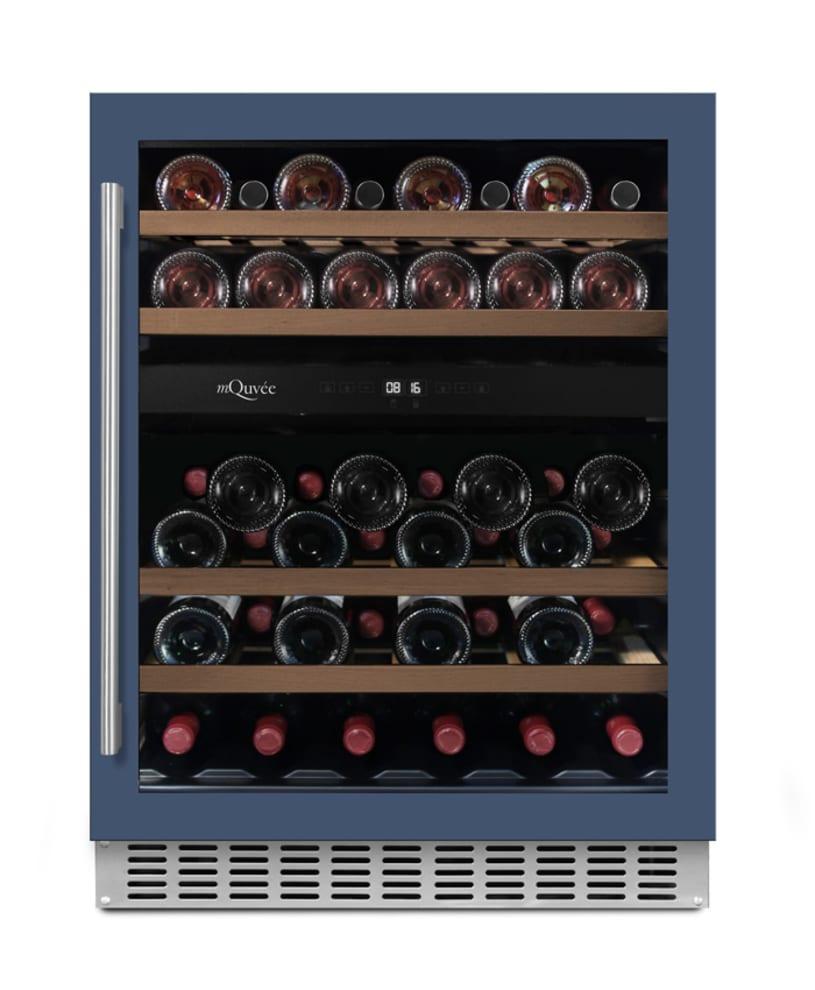 mQuvée Cantinetta vino da incasso - WineChamber 700 60D Custom Made