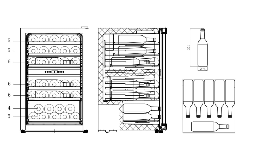 Vinoteca independiente - Polar Collection 51