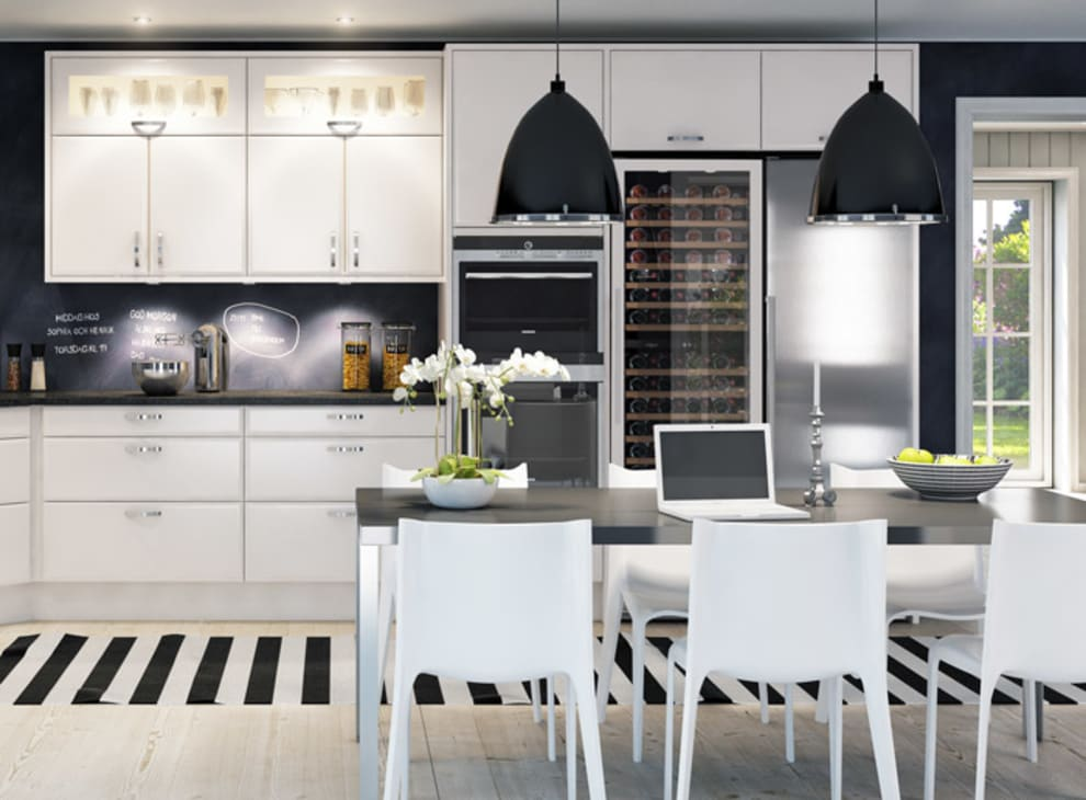 Built-in wine cooler - WineCave Exclusive 187 Powder White