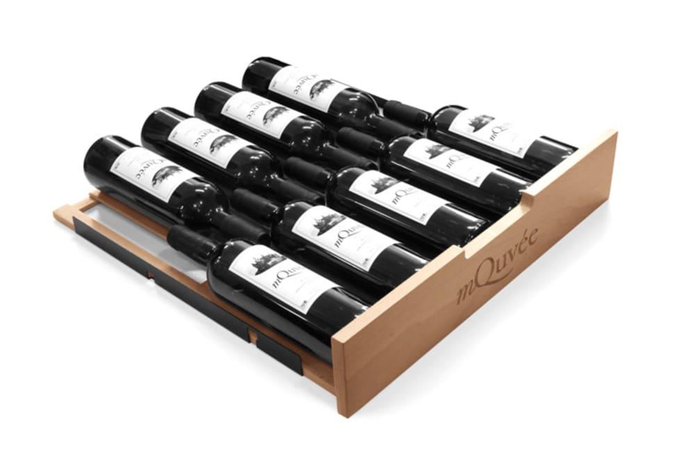 """Regalboden """"Drawer"""" mQuvée - WineGuardian 170"""