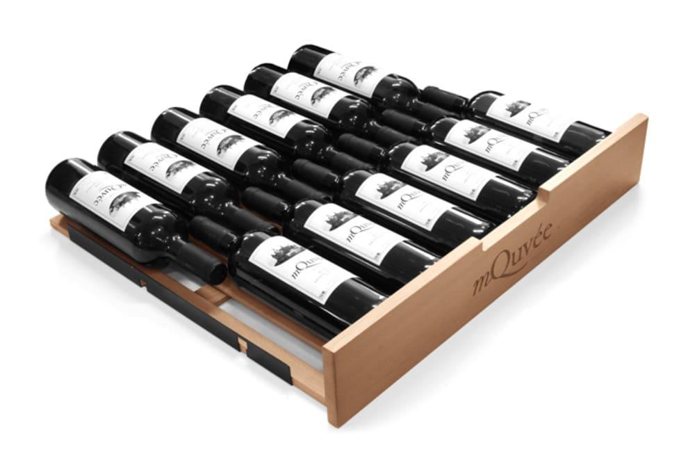"""Regalboden """"Drawer"""" mQuvée - WineGuardian 220"""
