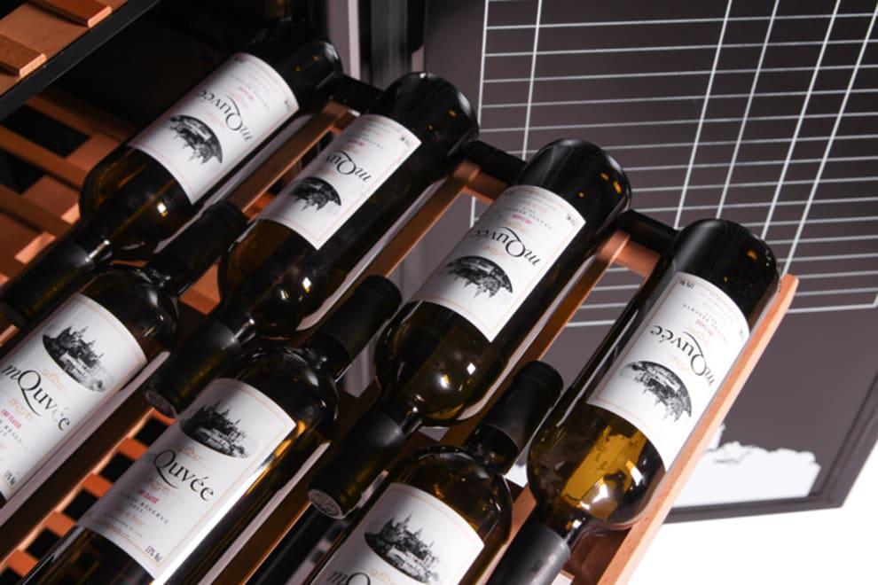 Hylle «Rail» - WineGuardian 100 og 125