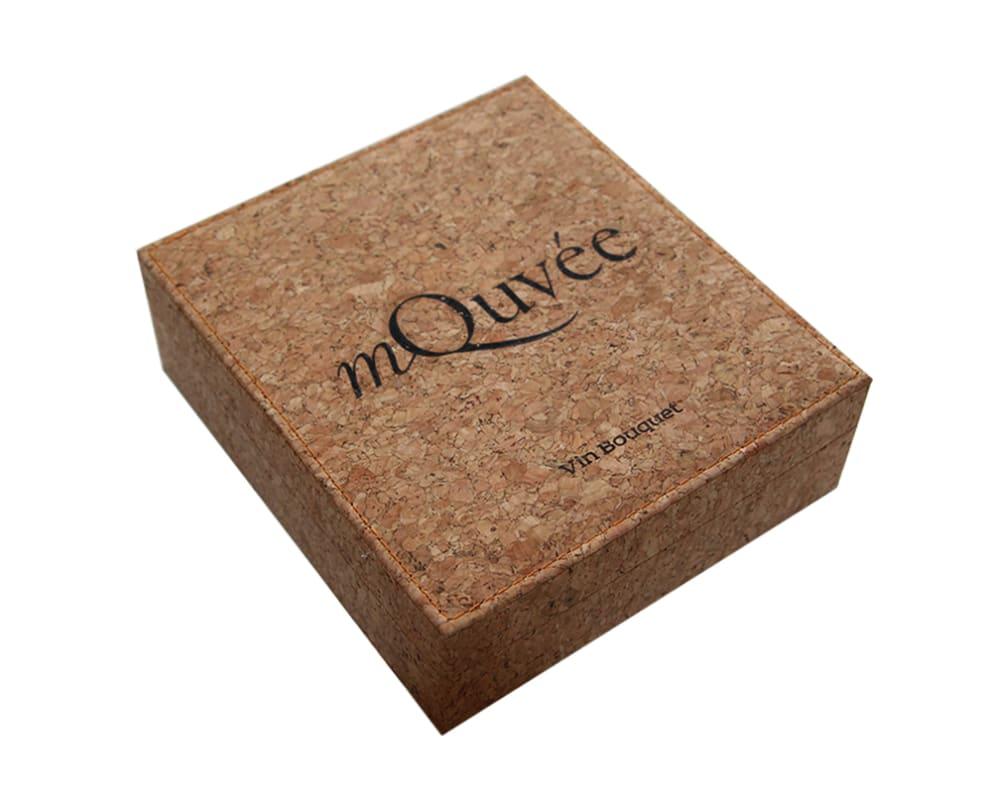 Confezione regalo mQuvée in sughero