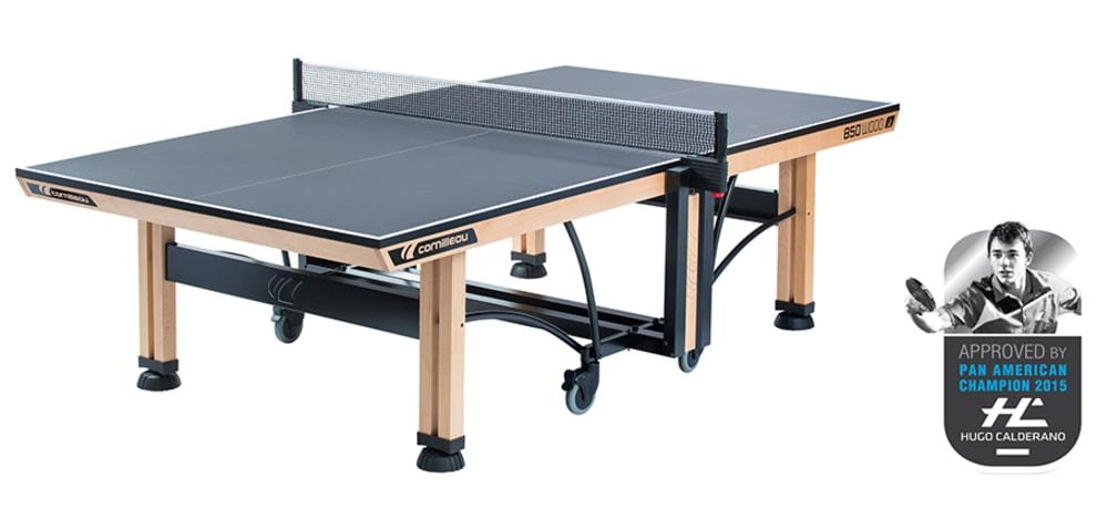 Competition 850 WOOD ITTF (Grått)