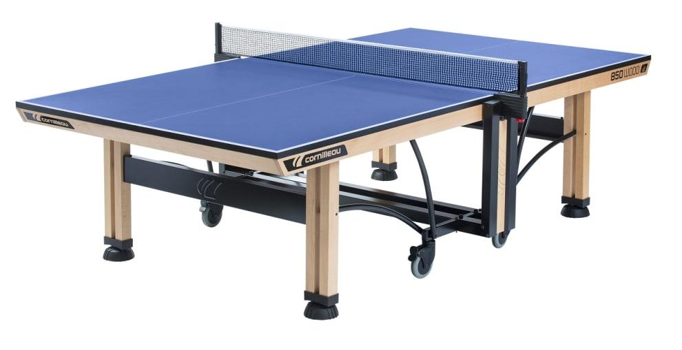 Cornilleau Competition 850 WOOD ITTF (Blått)