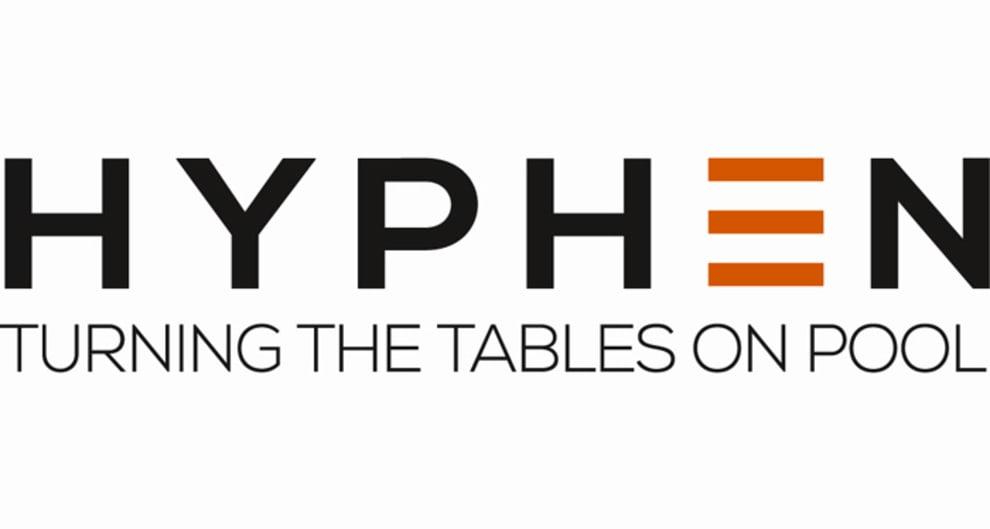 "Biljardbord ""Hyphen"" Outdoor - Svart bord inkl. bordplate"