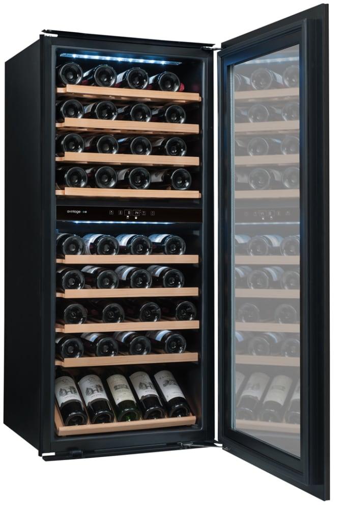 Integroitava viinikaappi  - AVI82PREMIUM