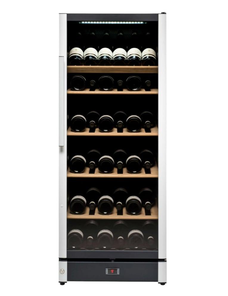 Fristående vinkyl i modern design