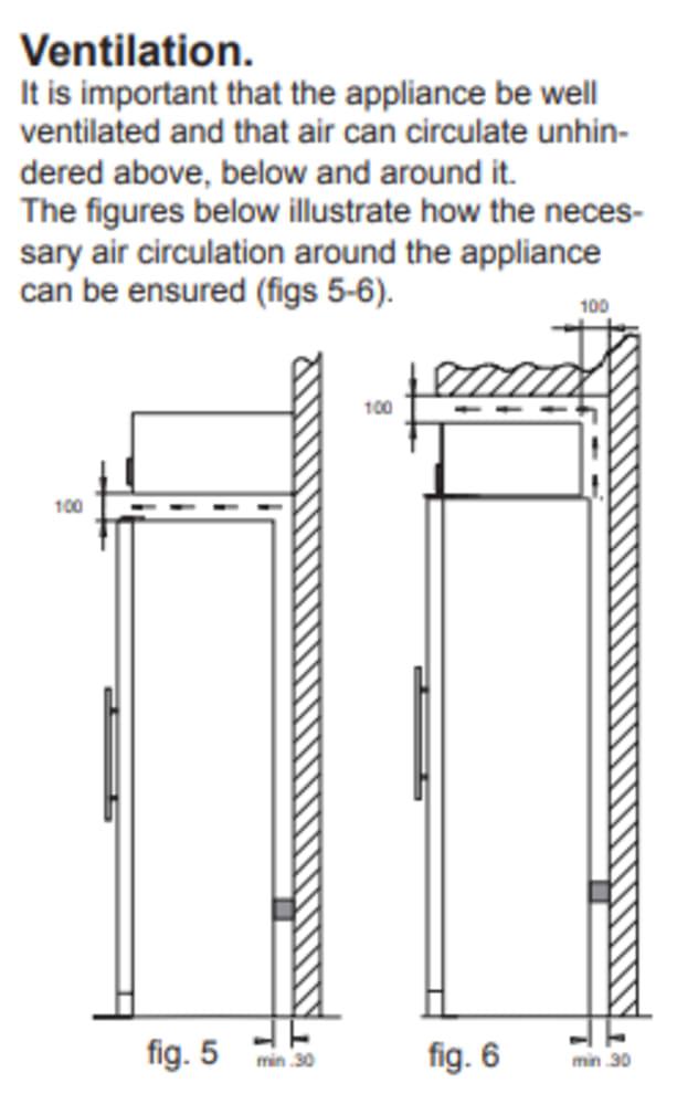 Fritstående vinkøleskab - FZ 295 W