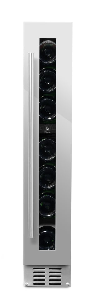 Vinoteca encastrable mQuvée - WineCave 15S Stainless