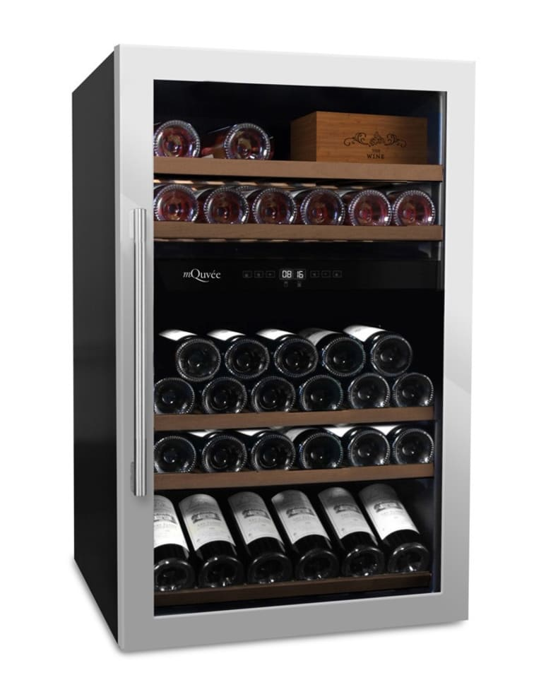 Vinoteca independiente mQuvée - WineServe 49 Stainless