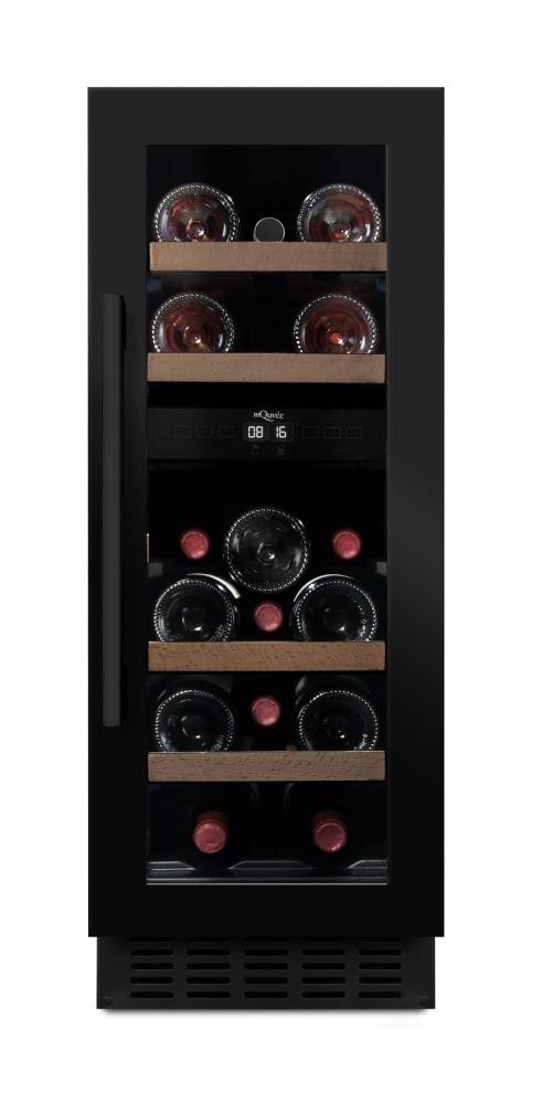 mQuvée Cave à vin encastrable - WineCave 700 30D Anthracite Black