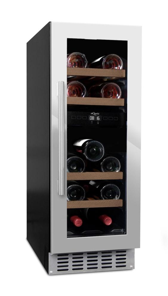 Innbyggbart vinskap - WineCave 700 30D Stainless