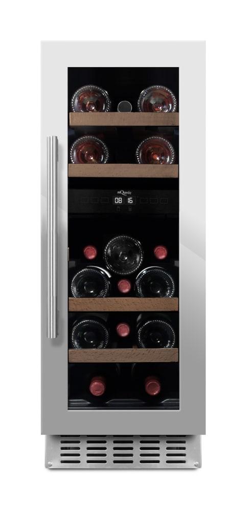 mQuvée Sisäänrakennettava viinikaappi – WineCave 700 30D Stainless