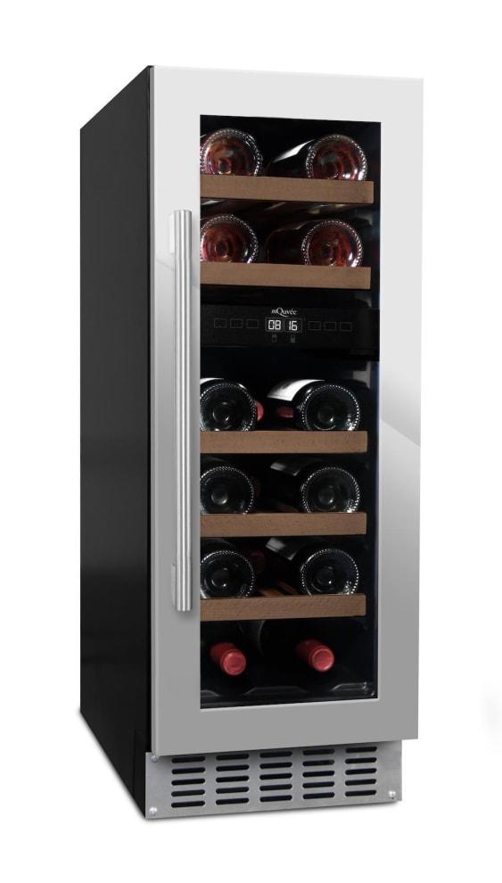 Innbyggbart vinskap - WineCave 30D Stainless