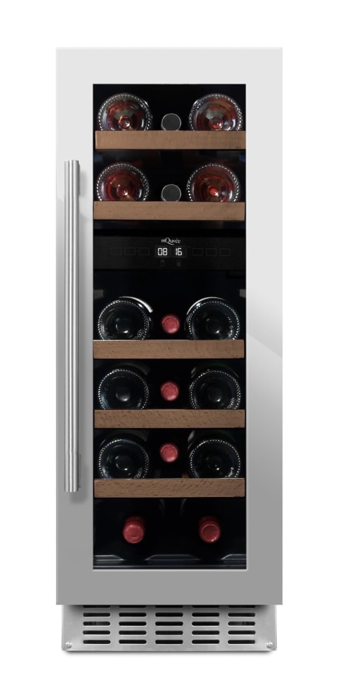 mQuvée Inbyggbar vinkyl - WineCave 30D Stainless