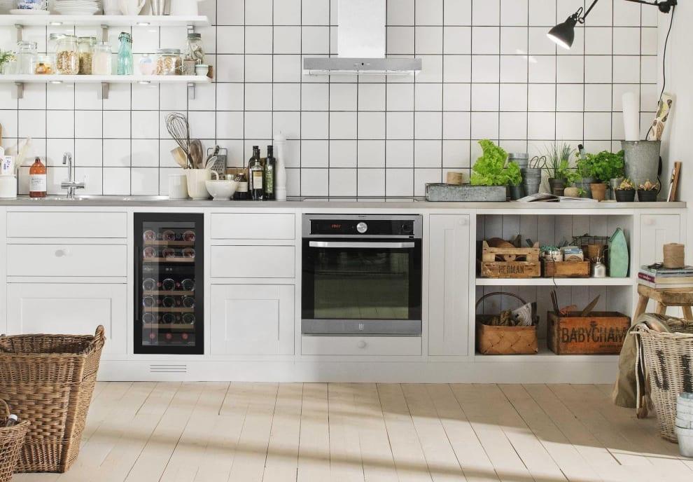 Vinkøleskab til indbygning - WineCave 700 40D Anthracite Black