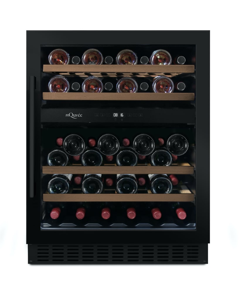 Vinkøleskab til indbygning - WineCave 700 60D Anthracite Black