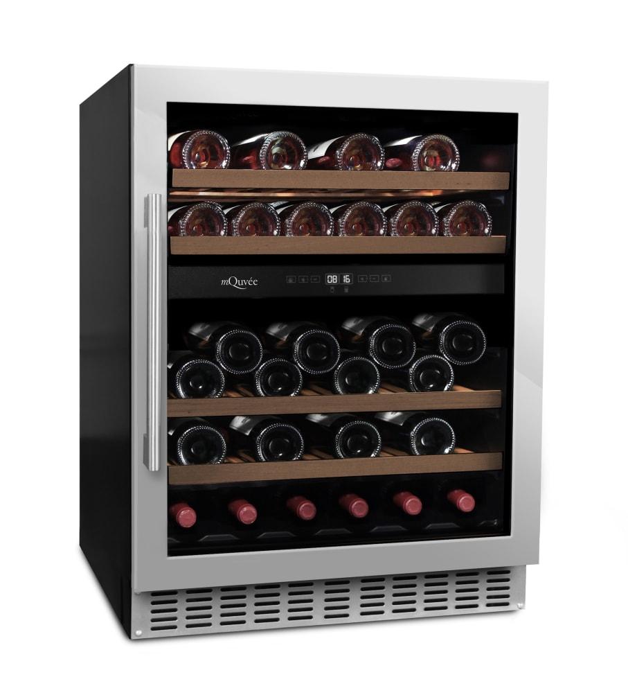 Einbau-Weinkühlschrank - WineCave 700 60D Stainless
