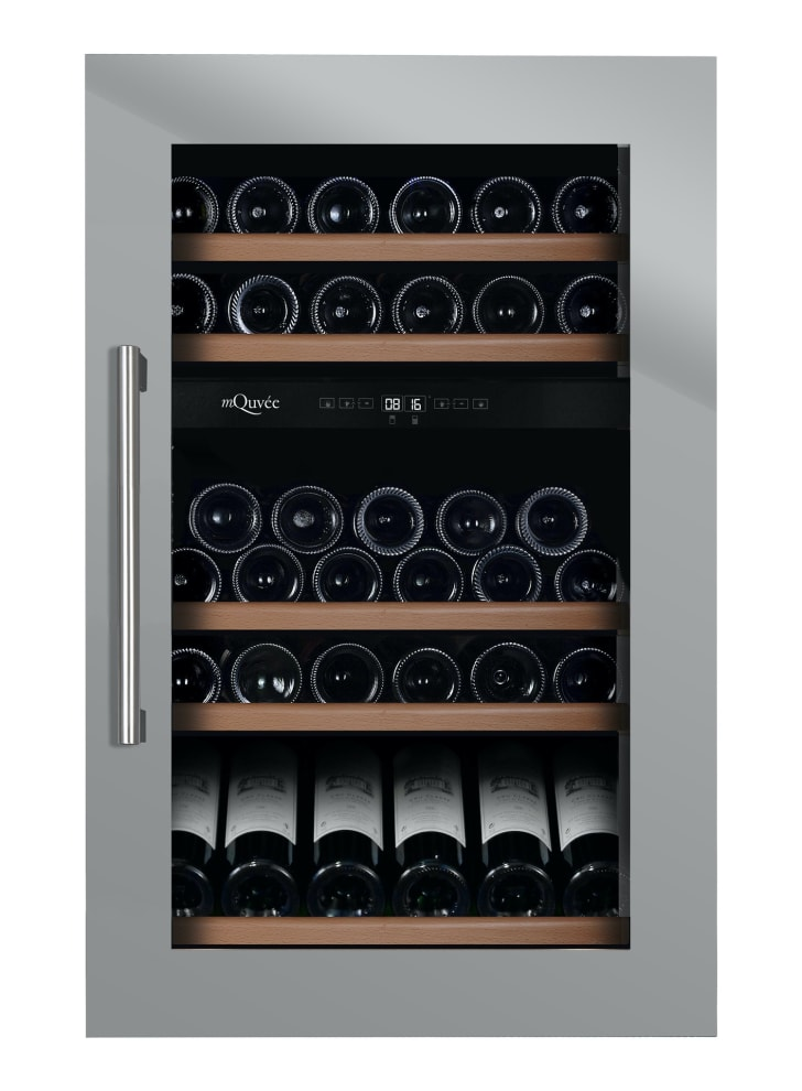 Integrated wine cooler - WineKeeper 49D Stainless