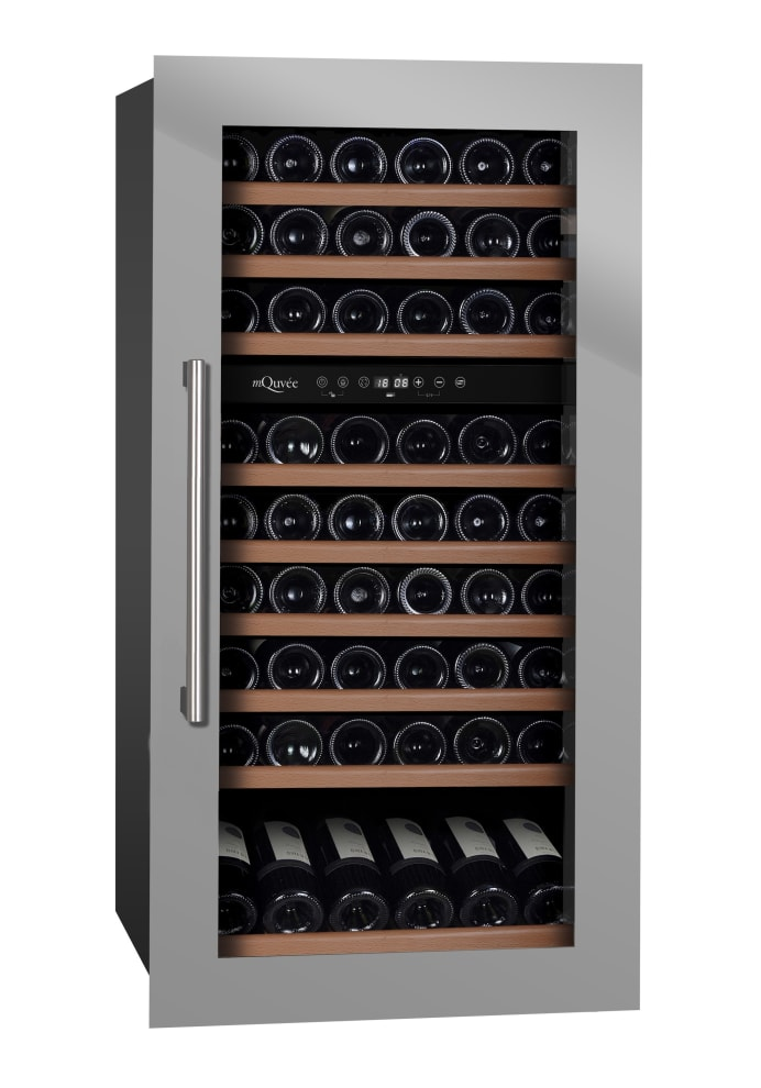 mQuvée Cantinetta vino integrabile - WineKeeper 70D Stainless