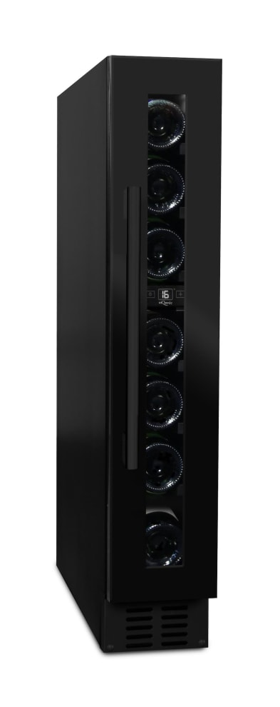 mQuvée Inbyggbar vinkyl - WineCave 15S Anthracite Black