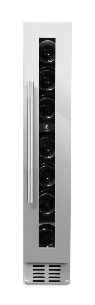Innbyggbart vinskap - WineCave 15S Stainless