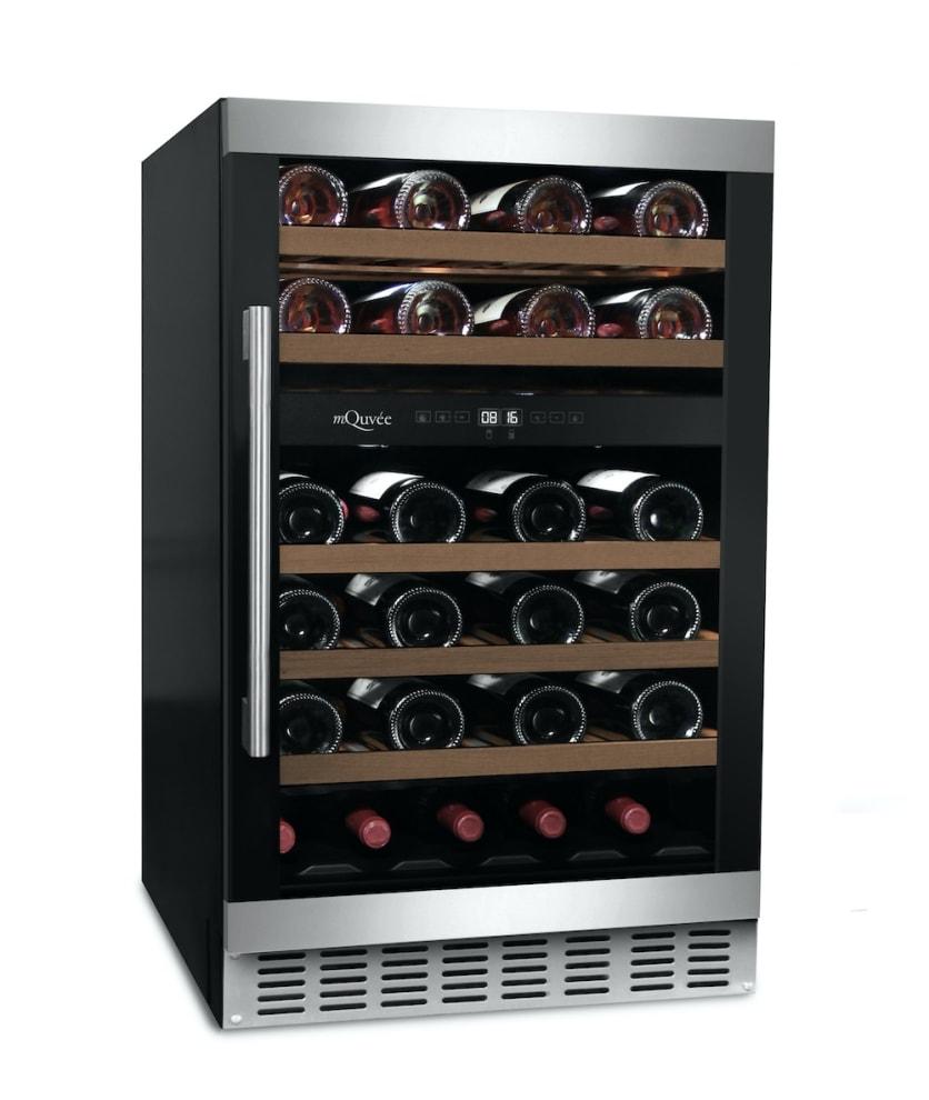 mQuvée vinkøleskab til indbygning - WineCave 700 50D Modern