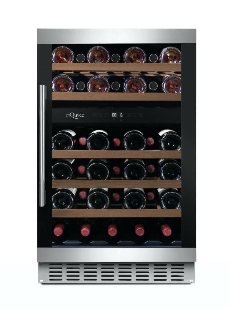 mQuvée Cantinetta vino da incasso - WineChamber 700 50D Modern