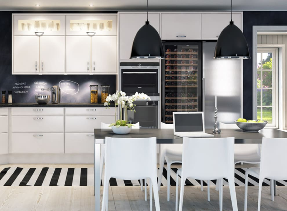 Built-in wine cooler - WineCave 187 Anthracite Black